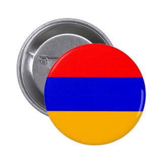Drapeau de l'Arménie ; Arménien Pin's