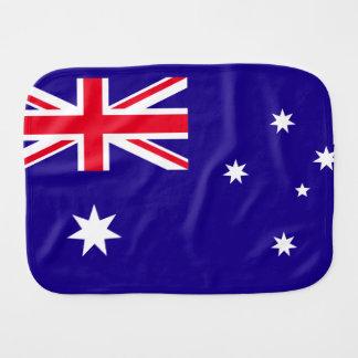 Drapeau de l'Australie Linges De Bébé