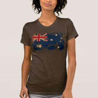Drapeau de l'Australie T-shirt