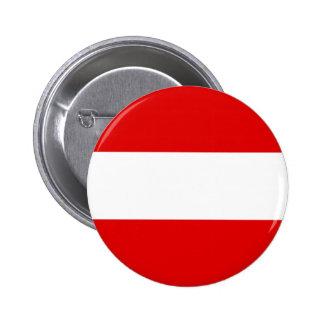 Drapeau de l'Autriche Badge