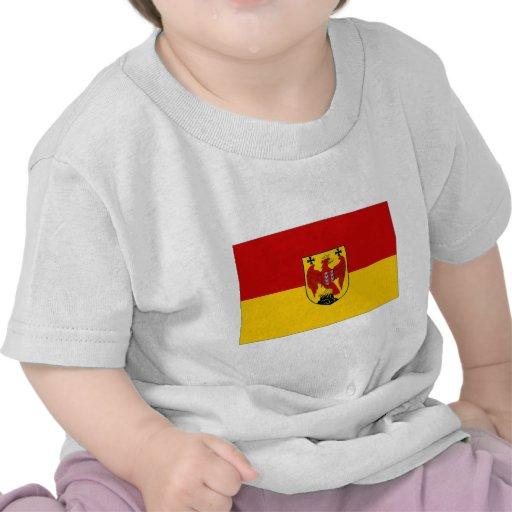 Drapeau de l'Autriche le Burgenland T-shirts