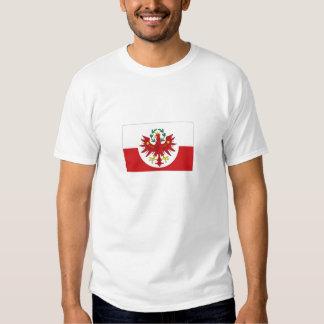 Drapeau de l'Autriche Tyrol T-shirts