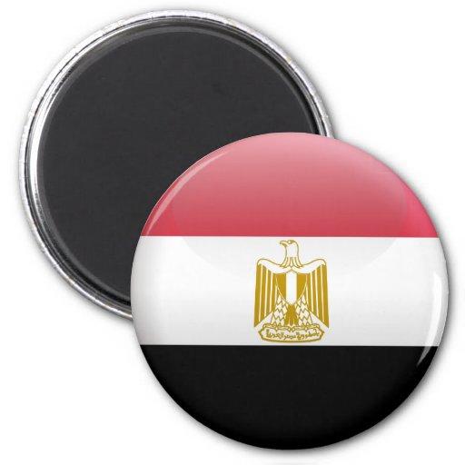 Drapeau de l'Egypte Aimants Pour Réfrigérateur