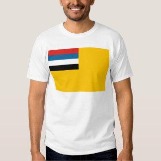 Drapeau de l'empire du 滿洲國 de Manchukuo ; 满洲国 ; T-shirts