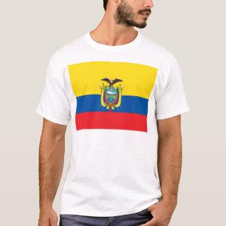 Drapeau de l'Equateur T-shirt