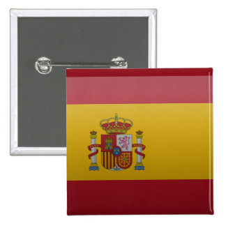 Drapeau de l'Espagne Badges