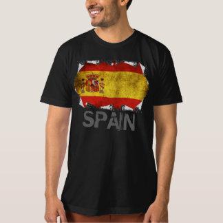 drapeau de l'Espagne T-shirts