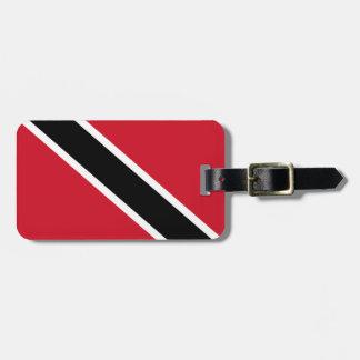 Drapeau de l'identification facile du étiquette pour bagages