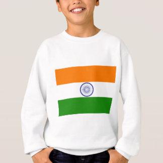 Drapeau de l'Inde Sweatshirt