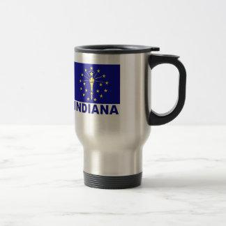 Drapeau de l'Indiana Mug