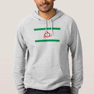 Drapeau de l'Ingouchie Sweatshirts Avec Capuche