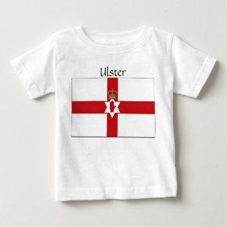 Drapeau de l'Irlande du Nord, Ulster T-shirt Pour Bébé