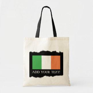 Drapeau de l'Irlande Sac