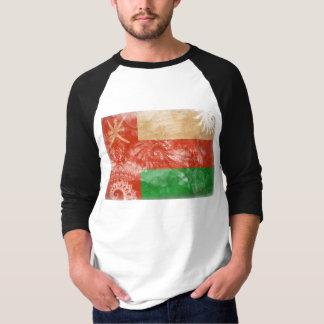Drapeau de l'Oman T-shirt