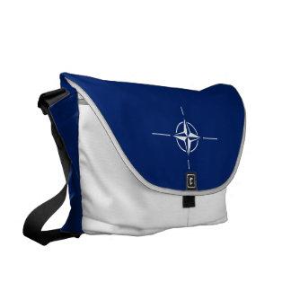 Drapeau de l'OTAN Besaces