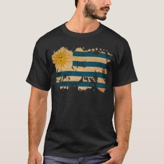 Drapeau de l'Uruguay T-shirt