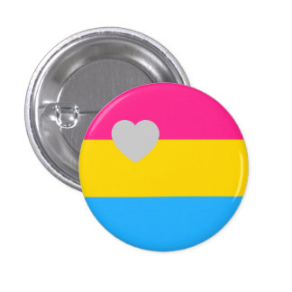 Drapeau de Panromantic Badges
