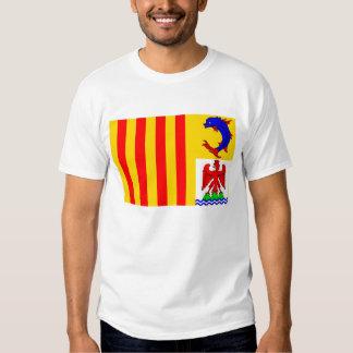 Drapeau de Provence-Alpes-Côte d'Azur T-shirt