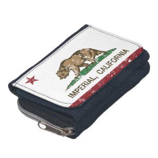 Drapeau de République de la Californie impérial