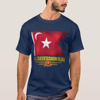 Drapeau de secession de la Caroline du Sud T-shirt