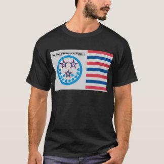 Drapeau de secession employé par la Floride - 10 T-shirt