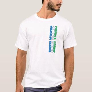 Drapeau de Sierra Leone T-shirt