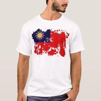 Drapeau de Taïwan T-shirt