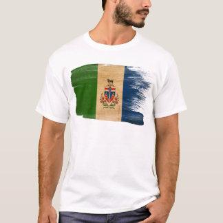 Drapeau de territoires de Yukon T-shirt