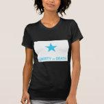 Drapeau de Troutman T-shirts