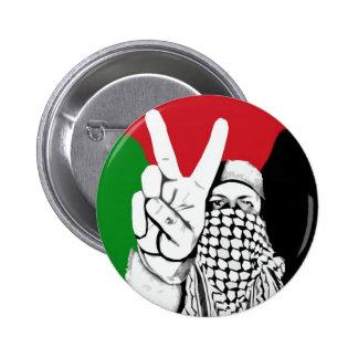 Drapeau de victoire de la Palestine Badge
