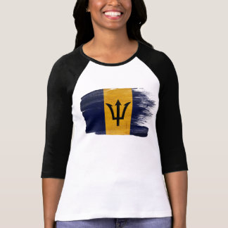 Drapeau des Barbade T-shirt