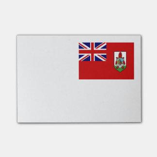 Drapeau des Bermudes Post-it®