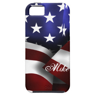 Drapeau des Etats-Unis Coque iPhone 5