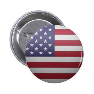 Drapeau des états unis d'Amérique Badge
