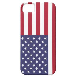 Drapeau des Etats-Unis Étui iPhone 5