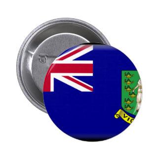 Drapeau des Îles Vierges britanniques Badges