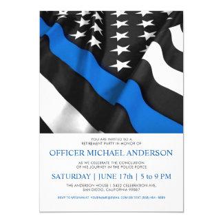 Drapeau des invitations | Etats-Unis de retraite