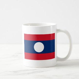 Drapeau des Laotiens - drapeau laotien - ທຸງຊາດລາວ Mug