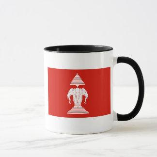 Drapeau des Laotiens Mug