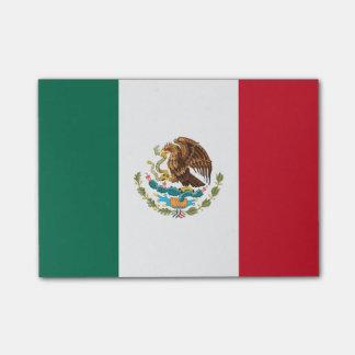 Drapeau des notes de Courrier-it® du Mexique