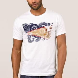 Drapeau des Samoa américaines T-shirt