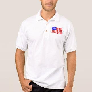 Drapeau des USA Polo