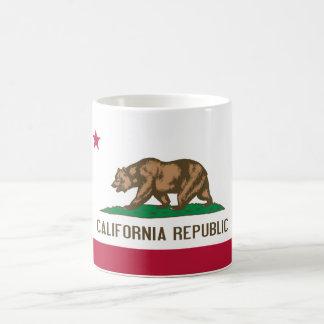 Drapeau d'état de la Californie Mug
