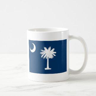 Drapeau d'état de la Caroline du Sud Mug