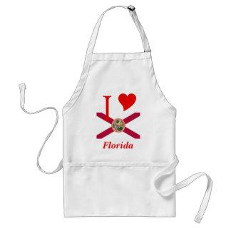 Drapeau d'état de la Floride Tablier