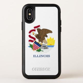 Drapeau d'état de l'Illinois