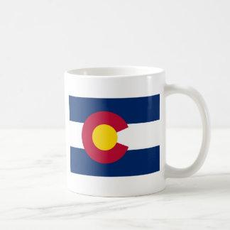 Drapeau d'état du Colorado Mug