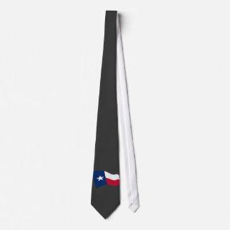 Drapeau d'état du Texas Cravate