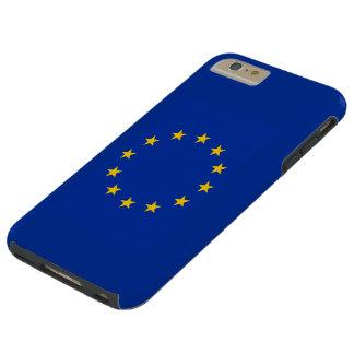 Drapeau d'Europe Coque Tough iPhone 6 Plus