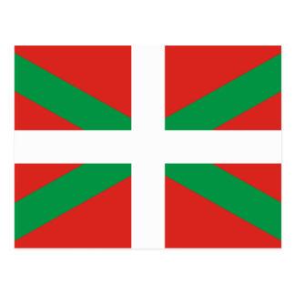 Drapeau d'Euskadi Cartes Postales